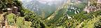 "vineyards on ""The Walk of The Gods"" pathway, Nocelle, Amalfi Coast  Italy."