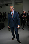 Fasion Photographer and ANTM's Judge Nigel Barker Attends Mercedes-Benz New York Fashion Week Autumn/Winter 2013 - Catherine Malandrino Presentation Held at Center 548, NY 2/10/13