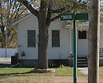 11/7/07 Smith Center, KS.A house on Main Street in Smith Center, KS...(Chris Machian/Prairie Pixel Group)