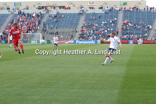 19 May 2010 - Bridgeview, IL -Toyota Park..Chicago Sister Cities International Cup:.Paris Saint-Germain vs. Chicago Fire..Photo Credit: HEATHER A. LINDQUIST/SIPA©....