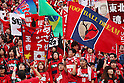 Kashima Antlers Fans (Antlers), May 3, 2011 - Football : AFC Champions League 2011, Group H match between Kashima Antlers 2-0 Shanghai Shenhua at National Stadium, Tokyo, Japan. (Photo by Daiju Kitamura/AFLO SPORT) [1045]...