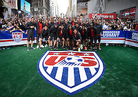 USMNT Press Conference and Fan Rally, Friday, May 30, 2014