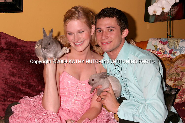 Nicholle Tom and justin willman
