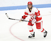Britt Hergesheimer (BU - 2) - The Boston University Terriers defeated the visiting Union College Dutchwomen 6-2 on Saturday, December 13, 2012, at Walter Brown Arena in Boston, Massachusetts.
