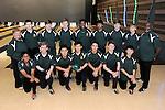 12-10-15, Huron High School boy's bowling team