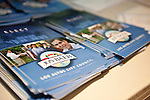 Campaign literature is diverse and gives voters some insight into the personality of the candidates.