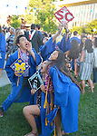 Los Altos High School Graduation, 2016