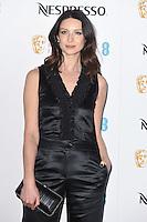 Caitriona Balfe at the 2017 BAFTA Film Awards Nominees party held at Kensington Palace, London, UK. <br /> 11 February  2017<br /> Picture: Steve Vas/Featureflash/SilverHub 0208 004 5359 sales@silverhubmedia.com