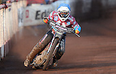 Robert Mear of Lakeside Hammers - Lakeside Hammers vs Swindon Robins at the Arena Essex Raceway, Pufleet - 18/06/12 - MANDATORY CREDIT: Rob Newell/TGSPHOTO - Self billing applies where appropriate - 0845 094 6026 - contact@tgsphoto.co.uk - NO UNPAID USE..