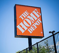 A Home Depot store in the Woodside neighborhood Queens in New York on Tuesday, June 14, 2016. (© Richard B. Levine)