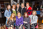 Surprise 60th Birthday party for Rita Gleason, Listellick  Tralee Pictured working friends  front l-r Caroline Stack, Rita Gleason, Joan Fitzgerald, Ann Cotter, Back l-r Denise Barry , Martina Ryan, Jane Tobin, Karen Joy, Martha Leane  at  Benners Hotel on Saturday