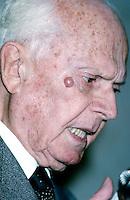 Sandro Pertini  (Partito Socialista Italiano) 1984.(1896-1990).Presidente della Repubblica Italiana dal  Luglio 1978 al 29 Giugno 1985....
