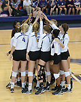 08/28/2015 ACU v TCU Volleyball