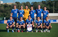 USWNT vs Iceland, March 9, 2015