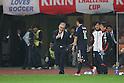 (L to R) .  Alberto Zaccheroni (JPN), .Shinji Kagawa (JPN), .MAY 23, 2012 - Football /Soccer : .Kirin Challenge Cup 2012 .between Japan 2-0 Azerbaijan .at Shizuoka Stadium Ecopa, Shizuoka, Japan. .(Photo by YUTAKA/AFLO SPORT) [1040]