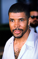 Jun 26, 2000:  Actor Eriq La Salle at the premiere for 'Perfect Storm'.  Eriq played Dr. Peter Benton on the TV show &quot;ER&quot; for 169 episodes