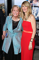 BEVERLY HILLS, CA, USA - NOVEMBER 19: Diane Ladd, Laura Dern arrive at the Los Angeles Premiere Of Fox Searchlight Pictures' 'Wild' held at the AMPAS Samuel Goldwyn Theater on November 19, 2014 in Beverly Hills, California, United States. (Photo by Xavier Collin/Celebrity Monitor)