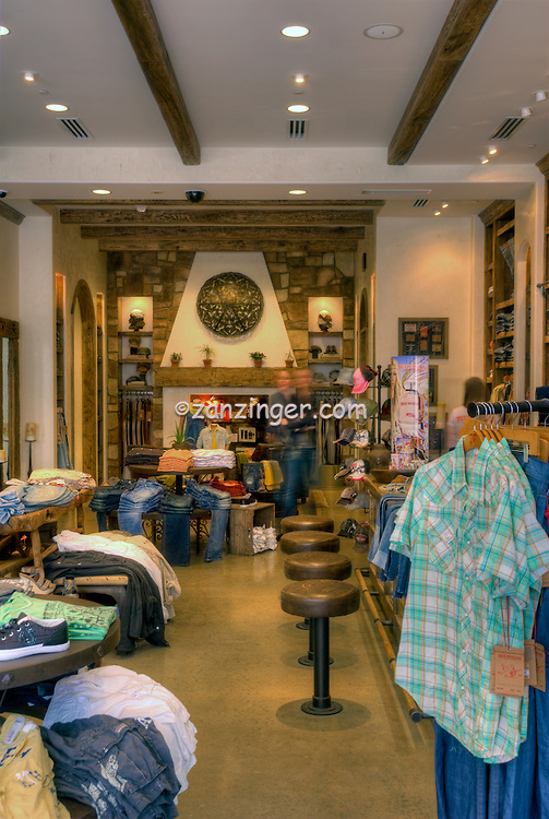 True Religion, Clothing Store, Santa Monica Place, shopping mall, open