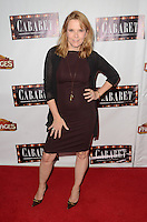 HOLLYWOOD, CA - JULY 20: Lea Thompson at the opening of 'Cabaret' at the Pantages Theatre on July 20, 2016 in Hollywood, California. Credit: David Edwards/MediaPunch