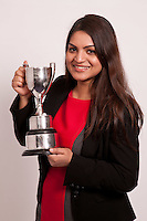The Hammond Trophy was won by Manda Banerji, of Nelsons