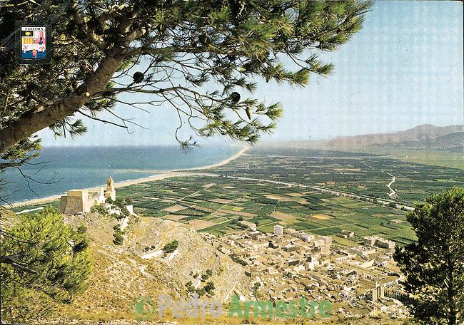 DESTRUCCION A TODA COSTA 2010 (DTC2010) Cullera. valencia. Aprox 1961. © Colección personal Pedro Armestre