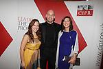 CIPR Cymru 2012.Abi Williams, Gwyn Thomas & Katie Chappelle..Cardiff Hilton.19.10.12.©Steve Pope