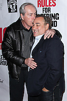 """HOLLYWOOD, LOS ANGELES, CA, USA - APRIL 01: Powers Boothe, Leslie Greif at the Los Angeles Premiere Of Screen Media Films' """"10 Rules For Sleeping Around"""" held at the Egyptian Theatre on April 1, 2014 in Hollywood, Los Angeles, California, United States. (Photo by Xavier Collin/Celebrity Monitor)"""