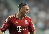 FUSSBALL   1. BUNDESLIGA  SAISON 2011/2012   7. Spieltag FC Bayern Muenchen - Bayer 04 Leverkusen          24.09.2011 Franck Ribery (FC Bayern Muenchen)