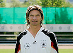 Fussball INTERNATIONAL EURO 2004 Nationalmannschaft ; DFB ; Deutschland, FOTOTERMIN    Thomas Brdaric