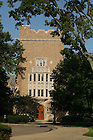 Alumni Hall tower