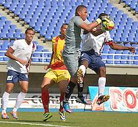 Deportivo Pereira vs. Union Magdalena, 02-03-2014