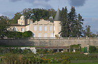 Chateau Lafite rothschild, Pauillac, Medoc, Bordeaux, France