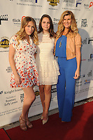 FORT LAUDERDALE FL - NOVEMBER 11: Bianca Matthews, Bailee Madison, Mia Matthews at the South Florida premiere of Annabelle Hooper And The Ghosts Of Nantucket during the Fort Lauderdale International Film Festival at the Savor Cinema on November 11, 2016 in Fort Lauderdale, Florida. Credit: mpi04/MediaPunch
