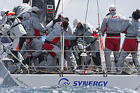 PORTUGAL, Cascais, AUDI MedCup, 14th May 2010,  Portugal Trophy, TP52 Synergy.