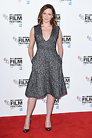 LONDON, UK. October 13, 2016: Rachel Stirling at the London Film Festival photocall for &quot;Their Finest&quot; at the Mayfair Hotel, London.<br /> Picture: Steve Vas/Featureflash/SilverHub 0208 004 5359/ 07711 972644 Editors@silverhubmedia.com