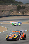 #30 NGT Motorsports Porsche 911 GT3 Cup: Martin Ragginer, Carlos Kauffman, Henrique Cisneros