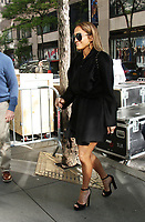 NEW YORK, NY - MAY 8: Jennifer Lopez at NBC's Today Show in New York City on May 8, 2017. Credit: RW/MediaPunch