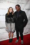 "ACTRESS ASHLEY GREEN AND TED GIBSON AT RENOWNED HAIR STYLIST TO THE STARS TED GIBSON HOSTS 50TH BIRTHDAY EVENT WITH THE HELP OF ""GIBSON GIRLS"" ACTRESSES ASHLEY GREEN, KATE WALSH AND DEBRA MESSING HELD AT THE KNICKERBOCKER ROOFTOP"