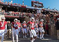 Stanford Football vs USC, September 17, 2016