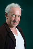 Simon Callow, actor, thespian, author and director. Edinburgh International Book Festival, Edinburgh, Scotland. Edinburgh is the inaugural UNESCO City of Literature.