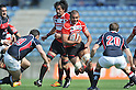 Michael Leitch (JPN),.MAY 19, 2012 - Rugby : HSBC Asian Five Nations 2012 match between Japan 67-0 Hong Kong at Chichibunomiya Rugby Stadium, Tokyo, Japan. (Photo by Jun Tsukida/AFLO SPORT) [0003].