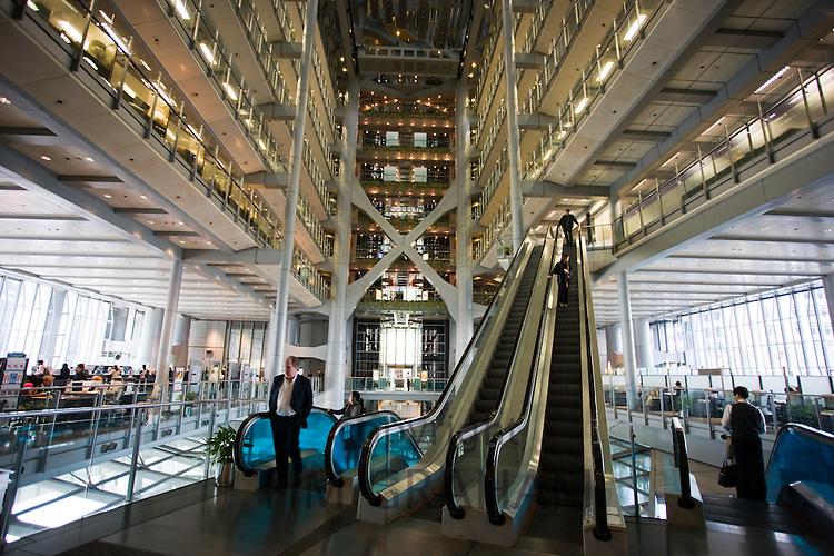 HSBC, Hong Kong Shanghai Banking Corporation headquarters, Central Hong Kong, China
