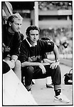 Martin O'Neill, Leicester City manager c1996. (Exact date tbc). Photo by Tony Davis