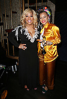 HOLLYWOOD, CA - FEBRUARY 19: ***EXCLUSIVE***  Kym Whitely and Andra Day  inside at 3rd Annual Hollywood Beauty Awards at Avalon Hollywood In California on February 19, 2017. Credit: Faye Sadou/MediaPunch