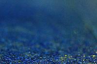 blue ground up-close