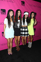 Jazmin Sisters<br /> &quot;Two Night Stand&quot; Los Angeles Premiere, Chinese 6, Hollywood, CA 09-16-14<br /> David Edwards/DailyCeleb.com 818-249-4998