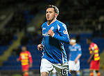 St Johnstone v Partick Thistle&hellip;02.03.16  SPFL McDiarmid Park, Perth<br />Danny Swanson<br />Picture by Graeme Hart.<br />Copyright Perthshire Picture Agency<br />Tel: 01738 623350  Mobile: 07990 594431