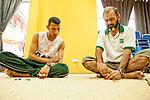 ISAF Emerging Nations Program, Langkawi, Malaysia.<br />Muhammad Akram Tariq from Pakistan &amp; Muhammad Uzair from Pakistan.<br />Laser, Sail Number: PAK 13