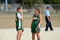 Open Womens Softball Club Championships at Fraser Park, Lower Hutt, New Zealand on Saturday 16 March 2013..Photo by Masanori Udagawa .www.photowellington.Photoshelter.com.