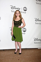 LOS ANGELES - JUL 27:  Allie Grant arrives at the ABC TCA Party Summer 2012 at Beverly Hilton Hotel on July 27, 2012 in Beverly Hills, CA